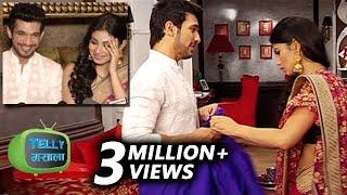 getlinkyoutube.com-Shivanya Teaches Ritik How To Wear Dhoti | Naagin | Fun Video | Colors
