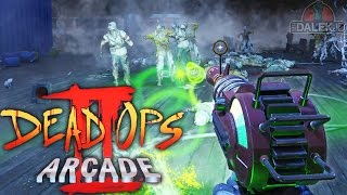 "getlinkyoutube.com-Black Ops 3 ""DEAD OPS ARCADE 2"" Zombies GAMEPLAY - LIVE w/ Dalek! (Black Ops 3 Zombies)"