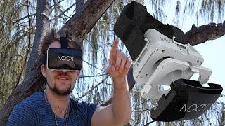 getlinkyoutube.com-Noon VR Headset Review - Best Virtual Reality Headset (BUDGET $$)   DansTube.TV