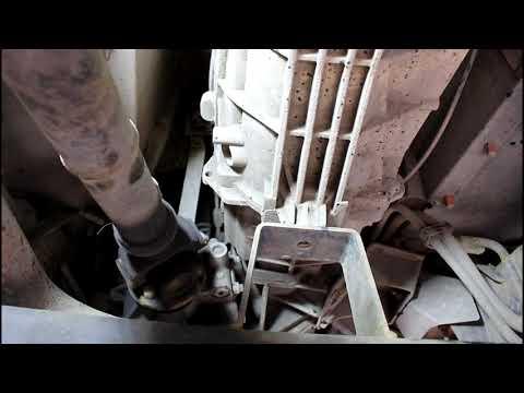 Замена масла в коробке передач на Land Rover Defender Ленд Ровер Дефендер 2013 года