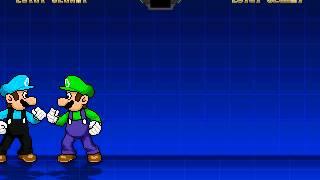 getlinkyoutube.com-PR Mario Mugen #18: Luigi Segami Preview