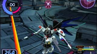 getlinkyoutube.com-Gundam seed destiny Rengou Vs. Zaft II Plus: Strike Freedom vs. Legend