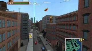 getlinkyoutube.com-Ultimate Spider-Man PC PL cz.1  -  Intro i Prolog