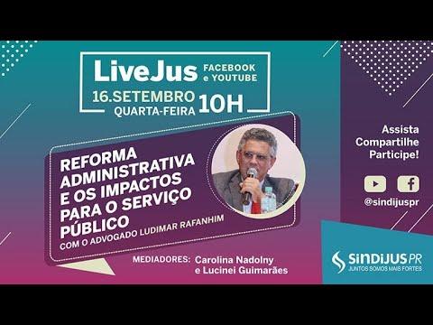 LiveJus - Reforma Administrativa