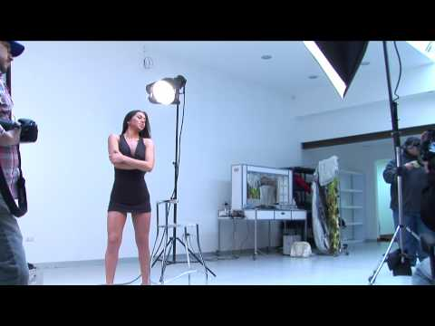 Making of Sensual Photography Session with Nadia Barrientos by Rodolfo Paez