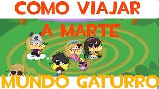COMO VIAJAR A MARTE EN MUNDO GATURRO! / TRUCO