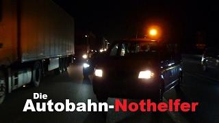 getlinkyoutube.com-Bagatellschaden ohne Polizei? - Unfall mit 2 blockierte Spuren (14.02.2017, Video 331)