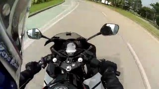 getlinkyoutube.com-Test Ride dan First Impression Honda CBR 150R K45
