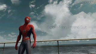 getlinkyoutube.com-The Amazing Spider-Man 2 Realistic Pristine Suit Mod.