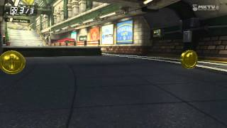 getlinkyoutube.com-Wii U - Mario Kart 8 - Super Bell Subway