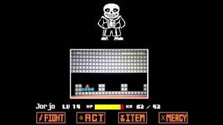 getlinkyoutube.com-Super Mario Maker X Undertale - Megalovania