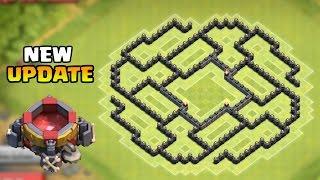 getlinkyoutube.com-Clash Of Clans - TH8 FARMING Base BEST Town Hall 8 Defense Strategy Dark Elixir Spell Factory Update