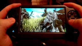 getlinkyoutube.com-Ark: Survival Evolved PS Vita Remote Play.