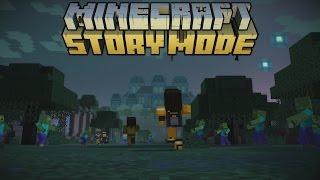Minecraft: Story Mode Episode 6 Alternative Walkthrough 60FPS HD - Part 1