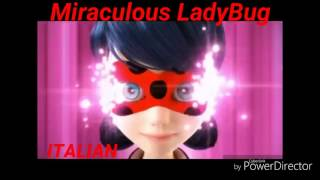 MIRACULOUS~LadyBug & Chat Noir Transformation (MULTILANGUAGE)🐞💖🐱🐾