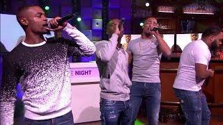 getlinkyoutube.com-Broederliefde swingt met grote hit 'Jungle' - RTL LATE NIGHT