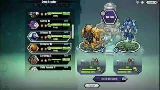 Mutants Genetic Gladiators - How To Breed Rakshasa