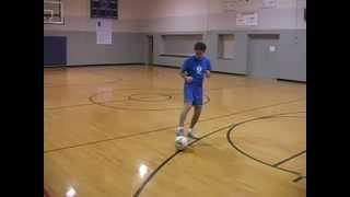 Teknik Dasar Driible Bermain Futsal Dengan Skill