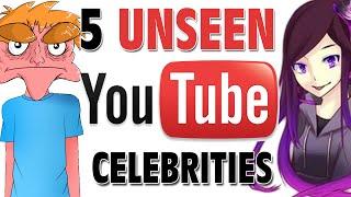 getlinkyoutube.com-5 Youtubers That Have NEVER Been Seen - GFM