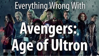 getlinkyoutube.com-Everything Wrong With Avengers: Age of Ultron