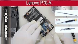 getlinkyoutube.com-How to disassemble 📱 Lenovo P70 -A Take apart Tutorial