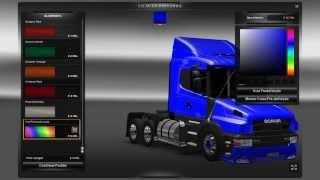 getlinkyoutube.com-Comprando uma scania 124 parte 1--Euro truck 2