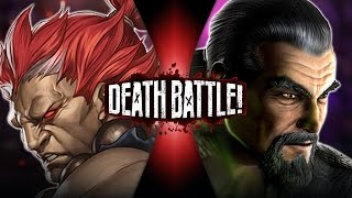 getlinkyoutube.com-Akuma VS Shang Tsung | DEATH BATTLE! | ScrewAttack!