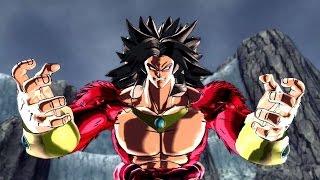 getlinkyoutube.com-Dragon Ball Xenoverse Ultimate Gameplay Walkthrough SS4 Broly [Episode 27]