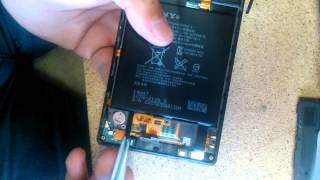 getlinkyoutube.com-Desarmar Sony Xperia c3