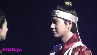 getlinkyoutube.com-140204 The Moon That Embraces The Sun Kyuhyun 3 해를품은달