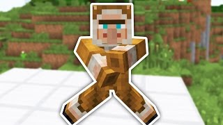 Minecraft DANCE MOD