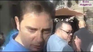 getlinkyoutube.com-تدخل الحارس الشخصي للملك محمد السادس في تونس