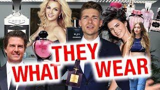 Celebrity Fragrance Guide width=