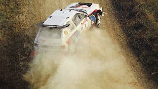 Vid�o The King of Rallying Juha Kankkunen - with pure engine sounds par Amjayes (4275 vues)