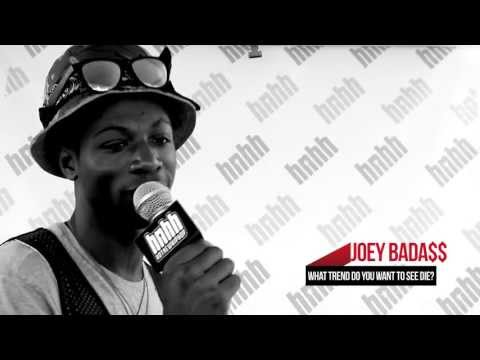 What Hip Hop Trend Do You Want To See Die? Feat. Joey Bada$$, Kid Ink, Action Bronson, Smoke DZA