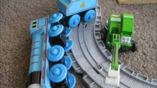 getlinkyoutube.com-Thomas and Friends - Accidents will happen