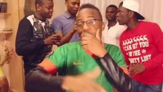 King Arthur AJ - Olo Top 2 ( New Zambian Music 2017)