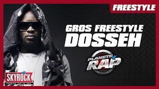Gros freestyle dans le Planète Rap de Dosseh