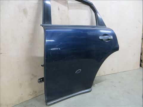 Дверь задняя  левая Infiniti FX35  H2101CG0MM