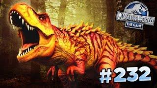 getlinkyoutube.com-Legendary Eaters! || Jurassic World - The Game - Ep232 HD