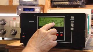 getlinkyoutube.com-Palstar HF-AUTO 1500 Watt Automatic Antenna Tuner