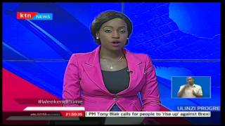 KTN Wekeend Prime Sports with Sharon Momanyi 18/2/2017 [Part 3]