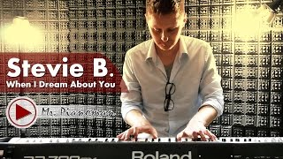 Stevie B. - When I Dream About You (Piano Cover by Mr. Pianoman)