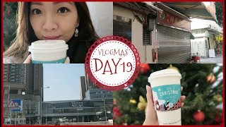 LUCKY ME? OR UNLUCKY ME? | VLOGMAS DAY 19