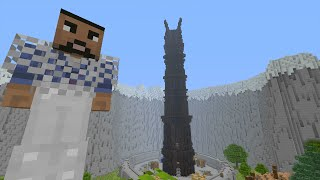 getlinkyoutube.com-Minecraft Xbox - Lord of the Rings - Hunger Games