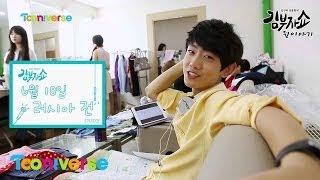 getlinkyoutube.com-투니버스 [김구라 김동현의 김부자쇼] 뒷이야기 Ep.06 : 6월 18일 러시아전