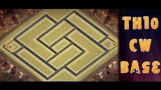 getlinkyoutube.com-TH10 Clan War Base (+Defense Replay)