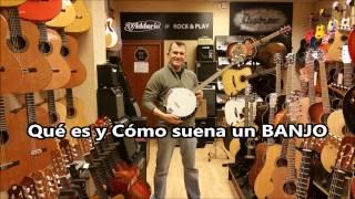 getlinkyoutube.com-Qué es y cómo suena un Banjo [UNBOXING]