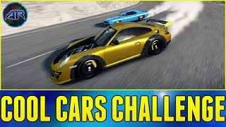 getlinkyoutube.com-Forza Horizon 2 Online : COOL CAR CHALLENGE!!!