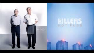 getlinkyoutube.com-Mr. Car Radio - twenty one pilots vs. The Killers (Mashup)